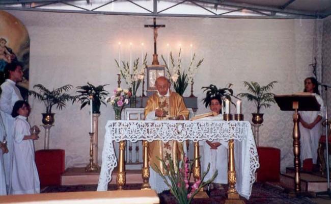 Articolo a caso:<br /> Cronistoria della vita parrocchiale dal 2003 al 2011