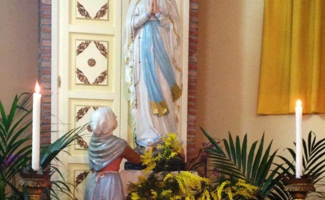 Beata Vergine Maria di Lourdes | Programma